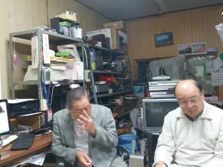 商店会役員会201310