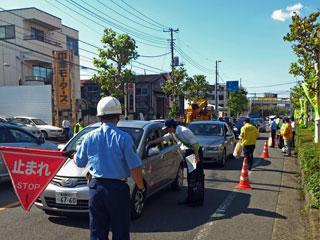 20140716夏の交通安全運動