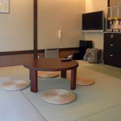樹脂畳表セキスイ「美草」市松グリーン-01
