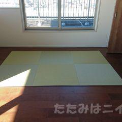 機械すき和紙畳表ダイケン清流カクテルフィット№21
